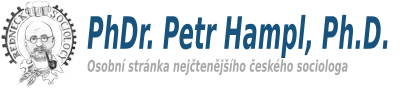 PhDr. Petr Hampl, Ph.D.